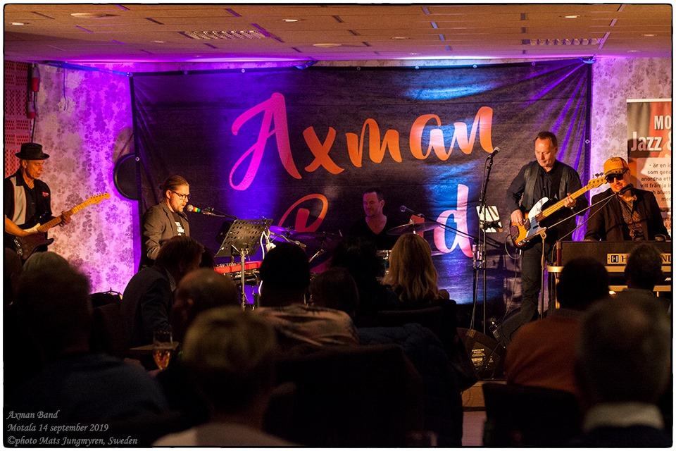 Axman Band 1